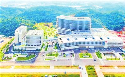 深河人民医院计划下个月开业运营.jpg